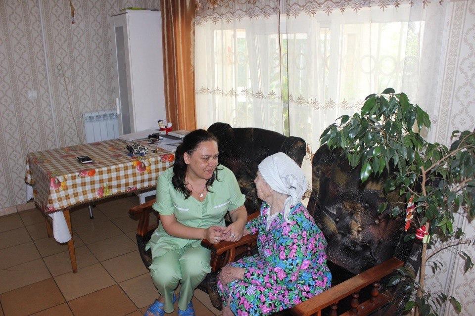 Дом престарелых Воронеж