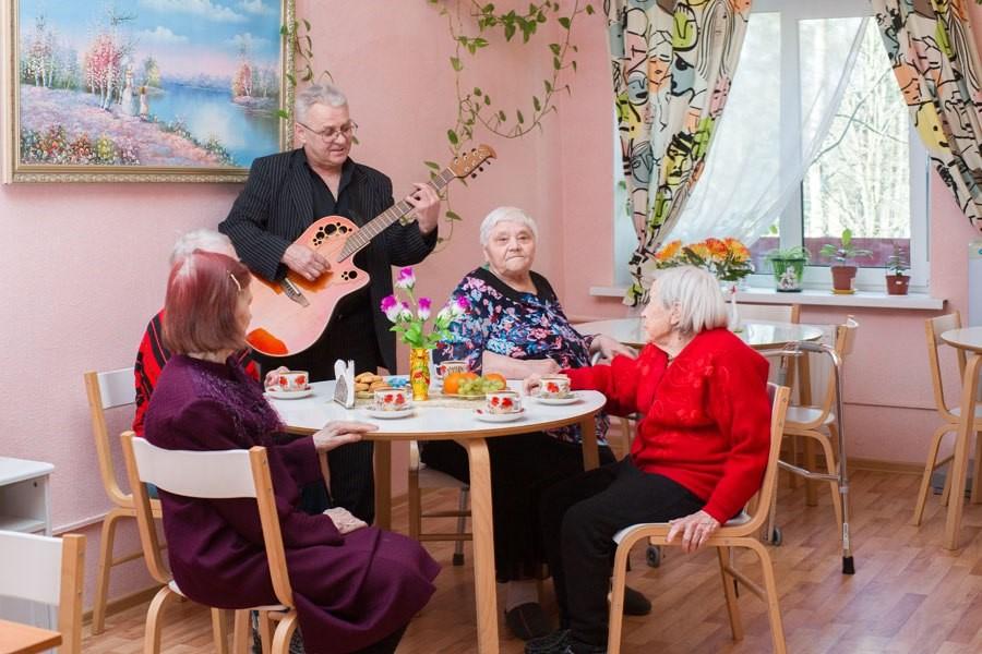 дом престарелых цена проживания